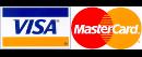 Online-Kreditkartenzahlung (Visa/Mastercard)